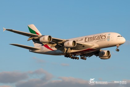 Airbus A380 - Emirates - A6-EEA - LHR 03.06.2015 - by Alexis Boidron