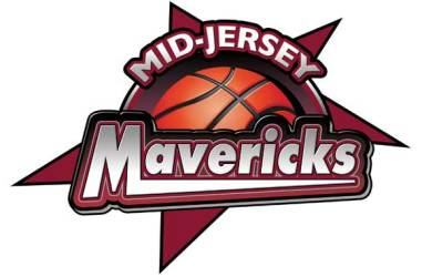 Mid Jersey Mavericks Logo