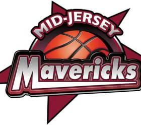 Mid Jersey Mavericks Logo