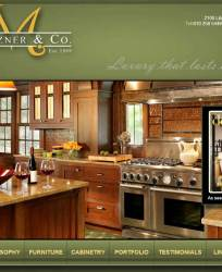 Minzner and Company Website Homepage