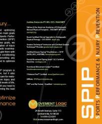 Movement Logic SPIP Brochure Front