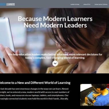 Educating Modern Learners Web Site
