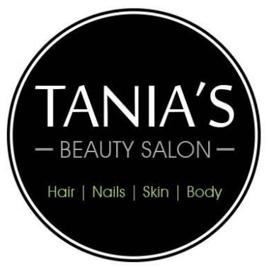 Tania's Beauty Salon Logo