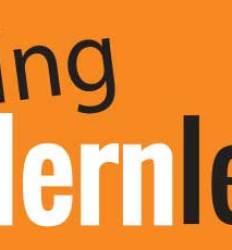 Raising Modern Learners Logo Orange