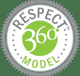 RESPECT 360 Logo