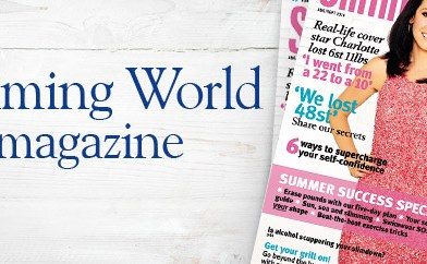 Slimming World Magazine – July 2017 issue – out now!