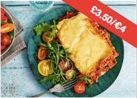 Slimming World Lasagne Ready Meals
