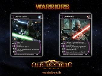 TOR Wallpaper 2 - Warriors