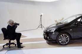 Vauxhall Corsa Karl Lagerfeld
