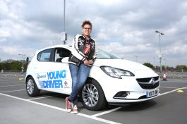 Vauxhall Corsa Young Driver