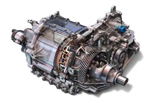 Opel Ampera-e, EV transmission