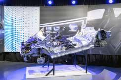Cost saver: New Opel models will be based on two modular multi-energy platforms, here the Common Modular Platform for vehicles in the B and C market segments.