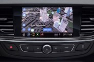 For a relaxing and enjoyable ride: The new Multimedia Navi Pro infotainment system of the Opel Insignia offers 3D-map navigation, continuous zoom and smooth scrolling.