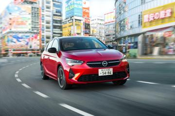 Opel Returns to Japan