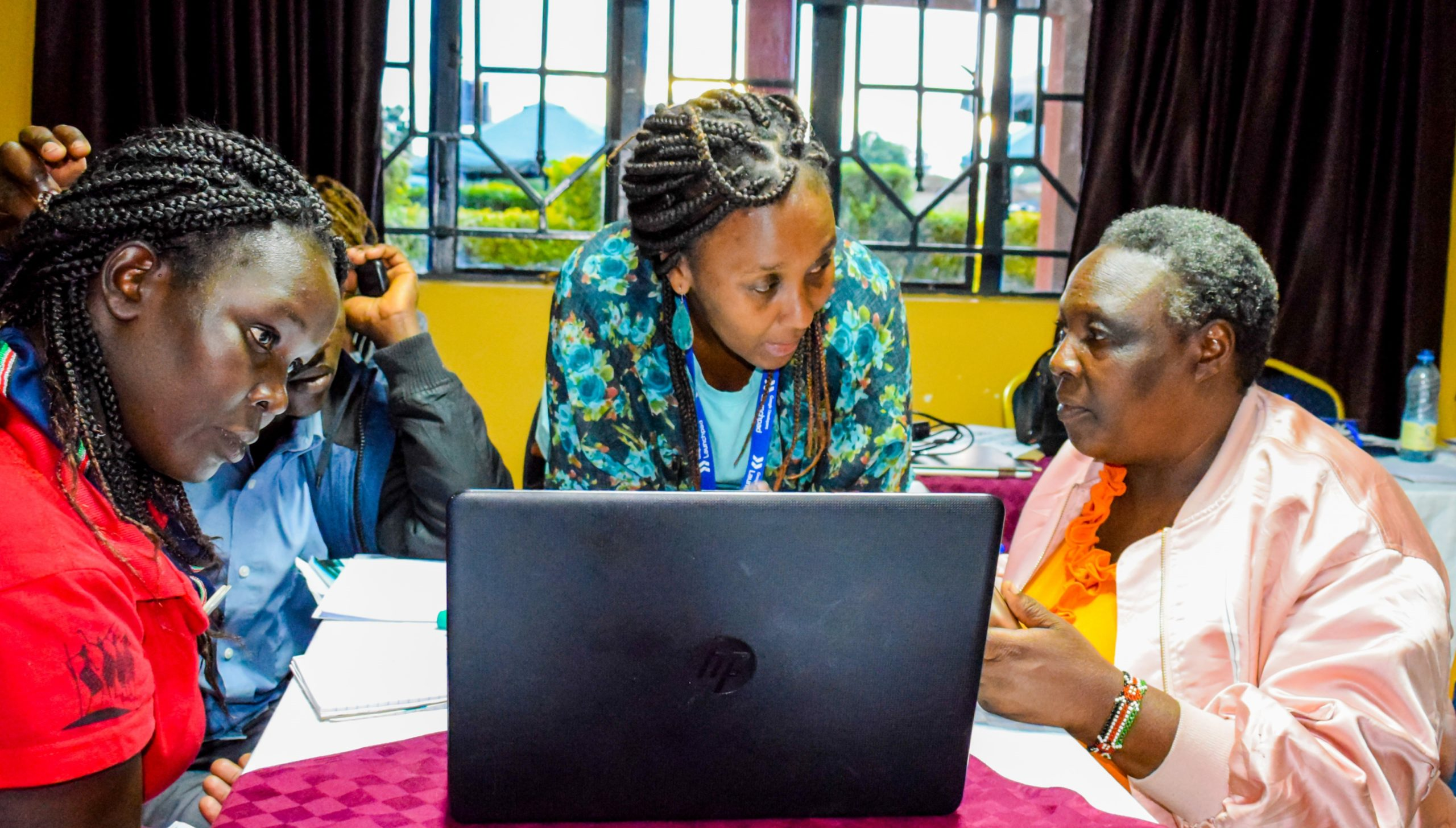 SWWE-Kenya-Startup-Weekend-Coaching-Session-Bomet-2019