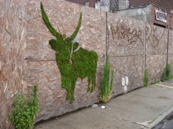 moss graffiti moss stencil tutorial sch ner w. Black Bedroom Furniture Sets. Home Design Ideas
