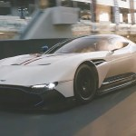 Video Fire Spitting Aston Martin Vulcan Hits Yas Marina With The Top Gear Crew