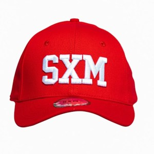 Casquette SXM red face