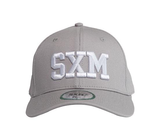 Casquette SXM grey face