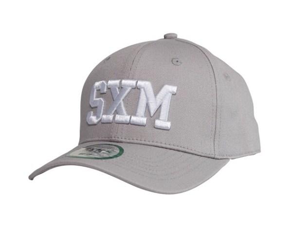 Casquette SXM grey coté