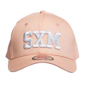 Casquette SXM pink face