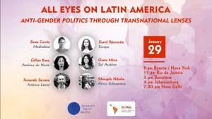 All Eyes on Latin America: Anti-Gender Politics Through Transnational Lenses