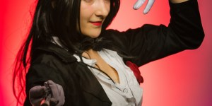 Zatanna DC Comics cosplay by SxyBlood Cosplay