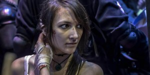 Lara Croft Tomb Raider cosplay by SxyBlood Cosplay