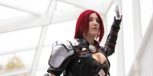 Katarina League of Legends cosplay by SxyBlood Cosplay