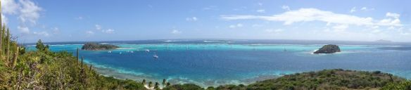 Panorama Horseshoe Reef