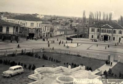 مركز مدينة حمص قبل انشاء الساعة