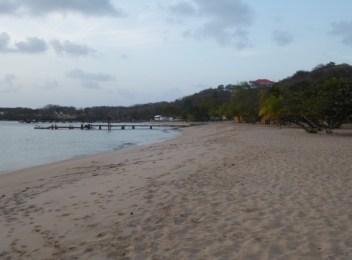 Beach von Mayreau