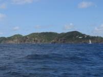 Küste von St. Lucia
