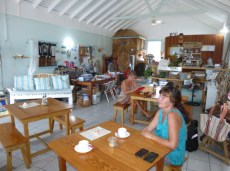 Gallery Café - Tyrrel Bay