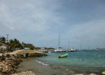 Blick in die Bucht von Clifton
