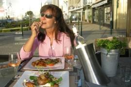 Leckeres französisches Essen!