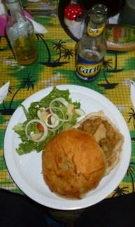 Haifischburger