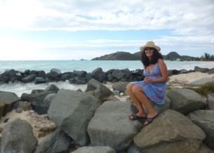 Jolly Harbour Beach