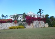 Flughafen Antigua