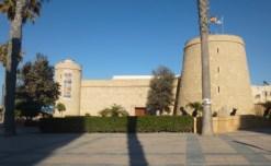 Burg in Roquetas de Mar