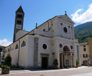 Basilika Madonna di Tirano