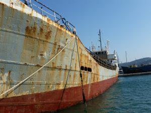 Ein Boot aus Moldawien!