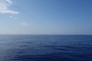 Nix los im ionischen Meer