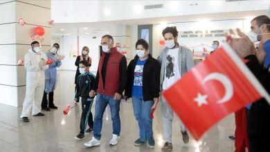 صورة تركيا.. أعداد المتعافين من كورونا تتجاوز 18 ألفا