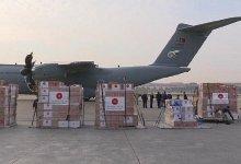 صورة إمدادات طبية من تركيا إلى الصومال