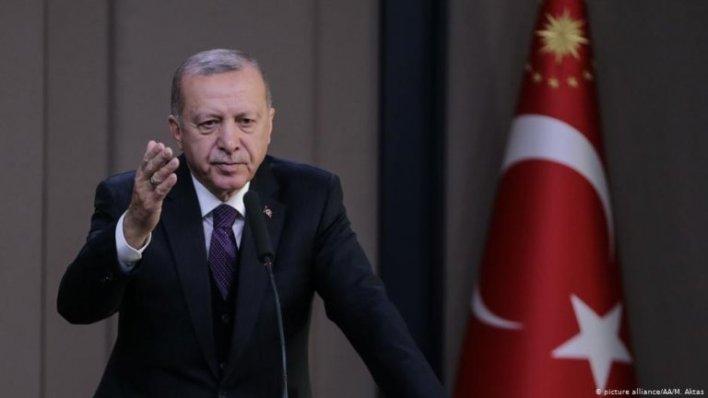 الرئيس أردوغان يصدر مرسوم رئاسي