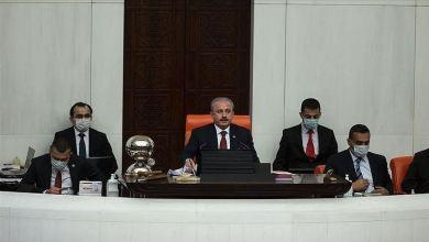 صورة البرلمان التركي يعقد جلسة خاصة بمناسبة مئوية تأسيسه