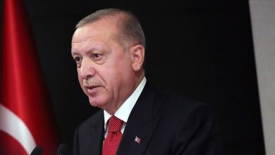 صورة الرئيس أردوغان: الحكم للشعب بلا قيد ولا شرط