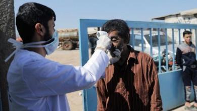 صورة حـ.ـذرت الأمم المتحدة أن فيروس كورونا يشكل خـ.ـطراً محـ.ـدقاً بجميع السوريين