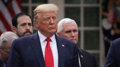 """صورة الرئيس الأمريكي دونالد ترامب..مدينة """"سياتل"""" بولاية واشنطن باتت تحت سيطرة إرهـابيين محليين"""